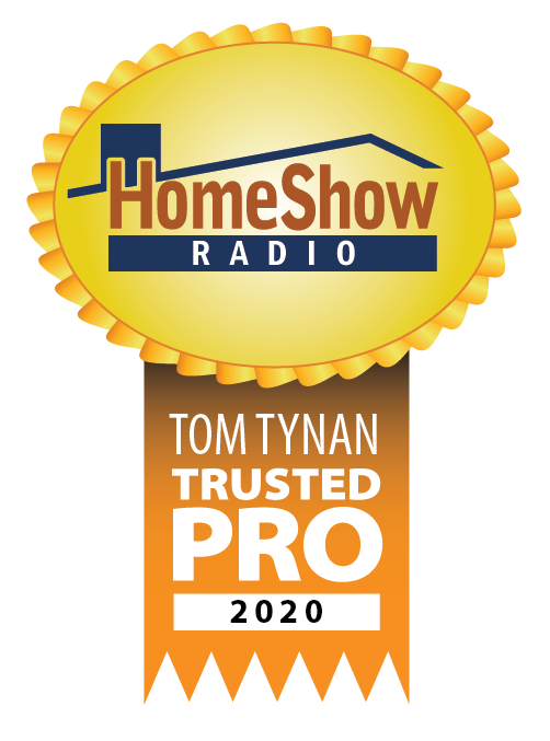 HomeShow Radio Home Improvement Badge