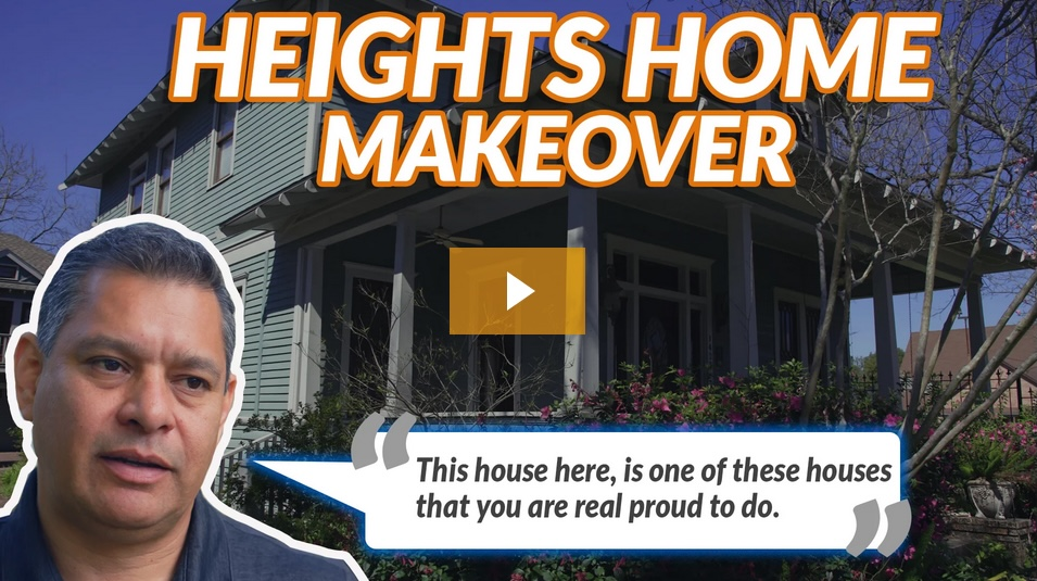 Historic Heights Home Makeover