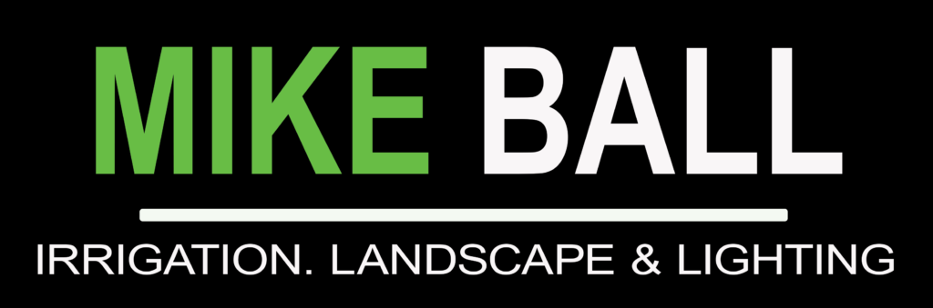 Mike Ball Landscaping Logo