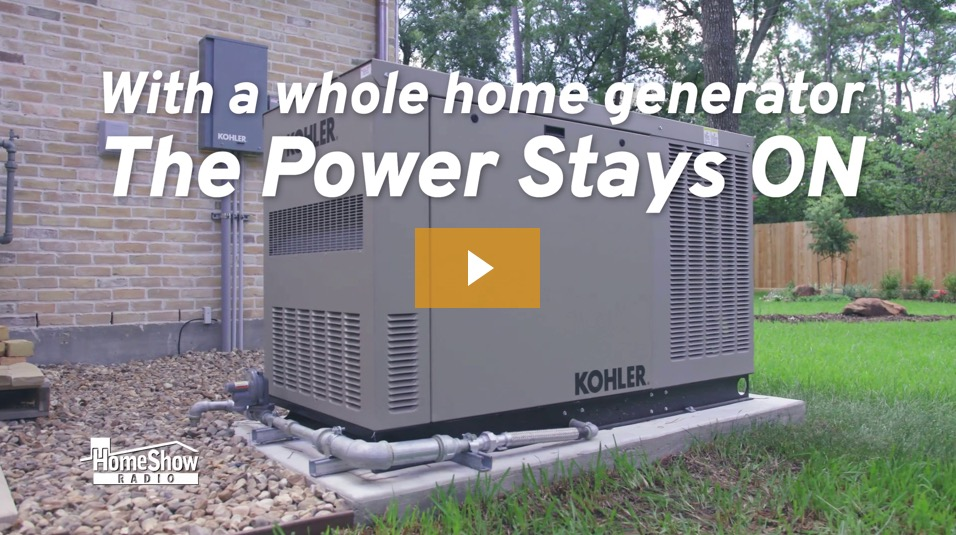 Whole House Generators Houston