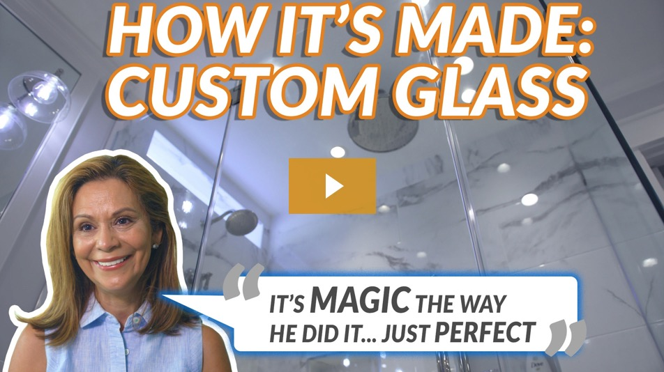 Houston Glass Company - Custom Shower Doors