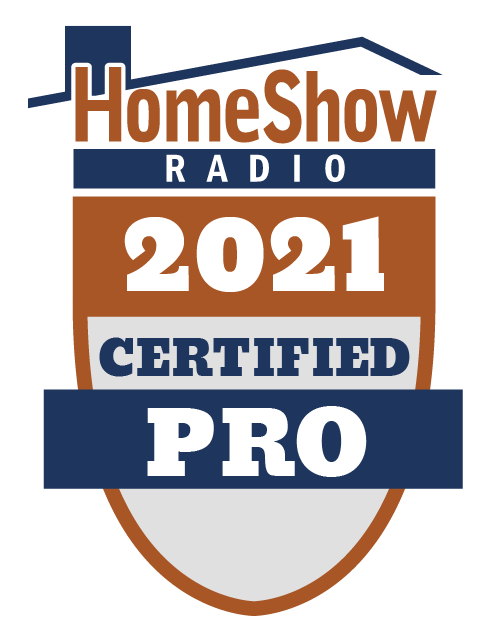 HomeShow Radio Trusted Home Improvement Pro Badge