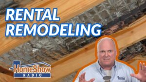 What's the correct way to install paper-faced insulation?