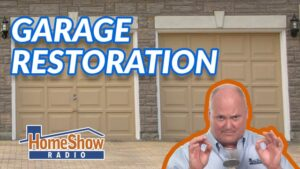 What's your advice in choosing a garage restoration contractor?